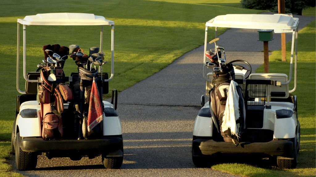 Golf Games For 2 Players
