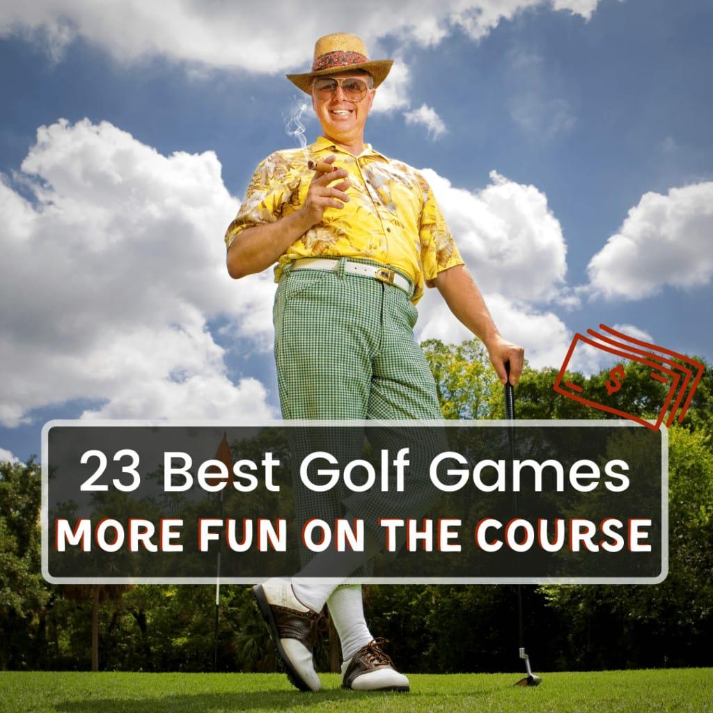 23 best Golf Games