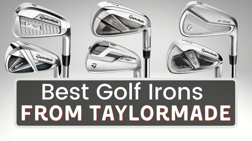 Best Taylormade Irons - Title