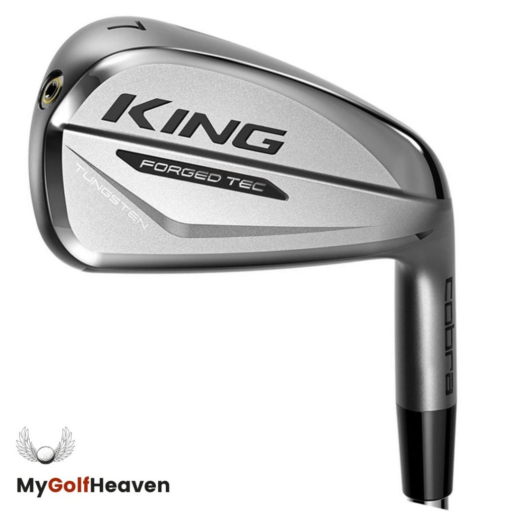 best forged irons Cobra King Forged Tec