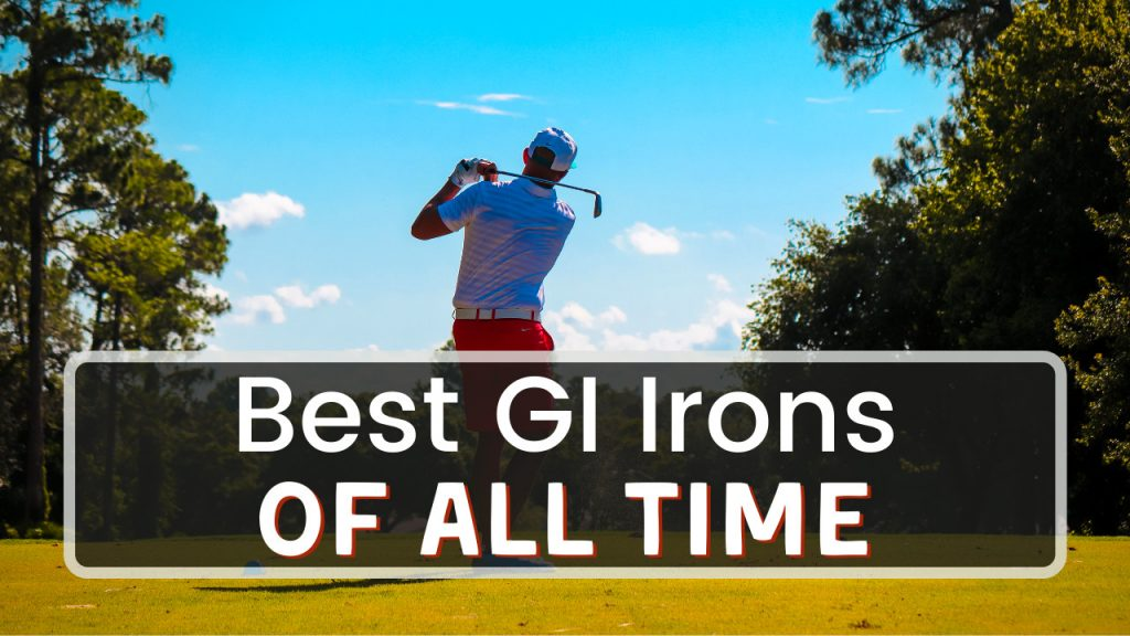 Best Game Improvement Irons Of All Time - Title