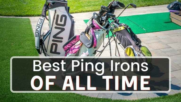 Best Ping Irons Ever - 2021 Update (PGA Pro Review)