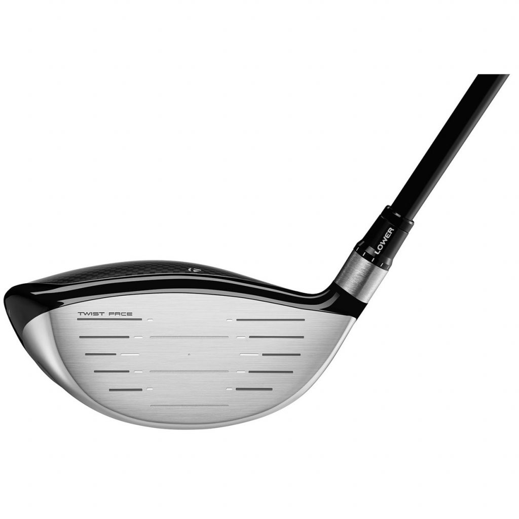 Best Small Head Driver TaylorMade 300_front